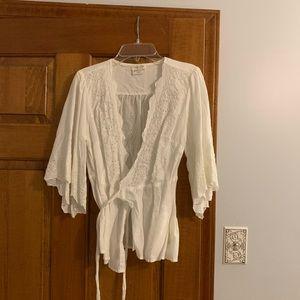 Anthropologie Kimono Blouse